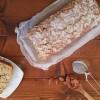Plumcake cocco e mandorle [senza latte]