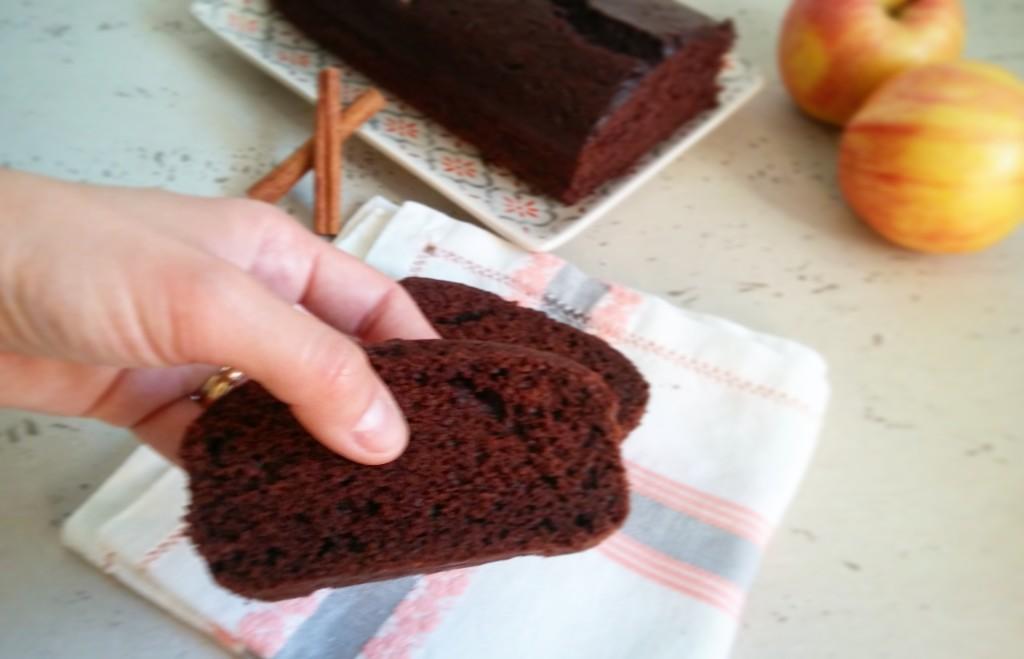 plumcake cioccolato speziato