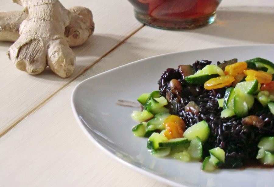 riso-venere-zucchine-zafferano-gamberetti