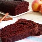Plumcake al cioccolato, zenzero e cannella [senza latte]