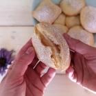 Biscotti ripieni di pere