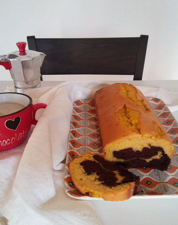 plumcake-zucca-cioccolato-senza-latte