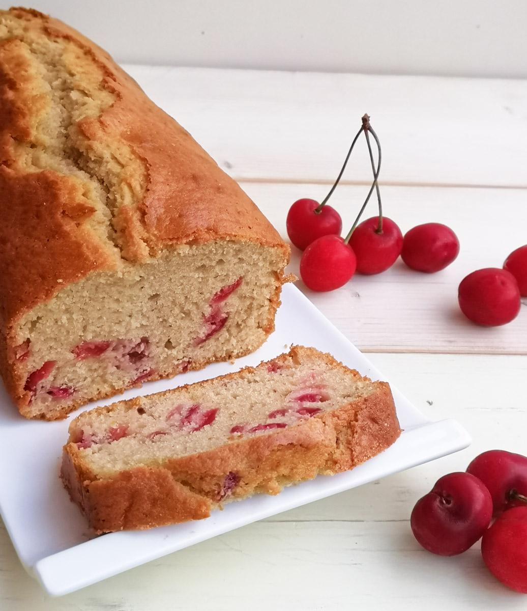 plumcake-con-ciliegie